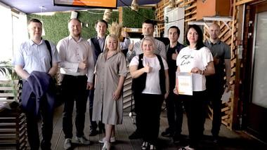 Приглашаем строителей Вологодской области на бизнес-завтрак!