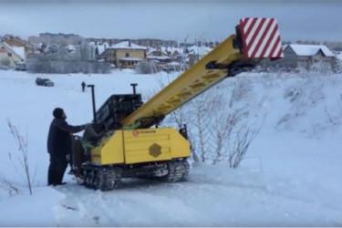 Разрушаем стереотипы о зимнем строительстве фундамента