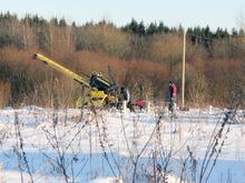 Зима - не повод откладывать строительство