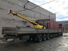 До введения карантина одну из последних сваебойных установок Стройматик отгрузили в Москву