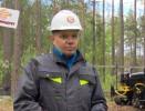 Сваебойная установка «Стройматик» на канале «Загородный»