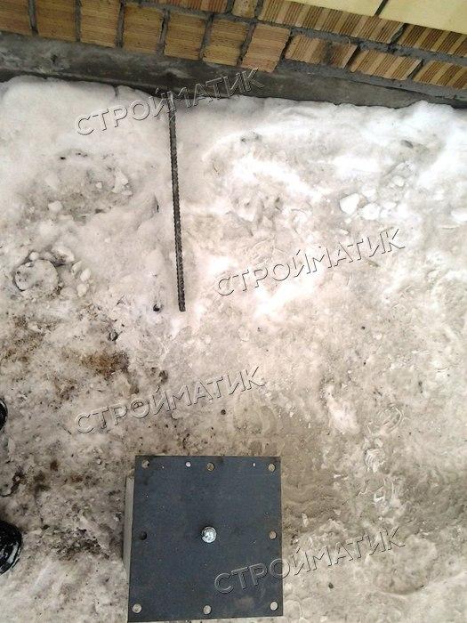 Фундамент для дома на забивных ж/б сваях в Ярославле от компании Сройматик