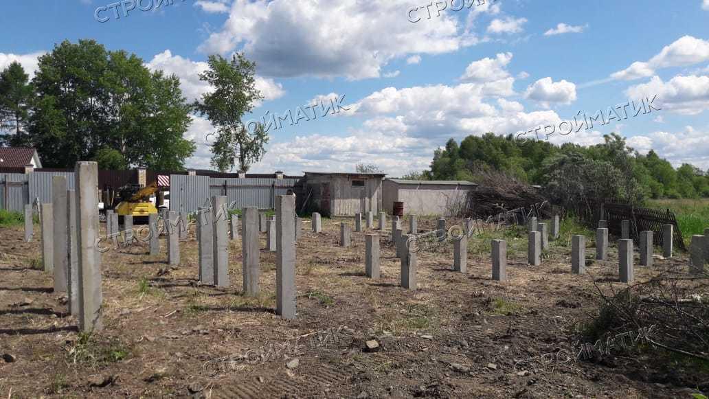 Фундамент в Нейво-Рудянке