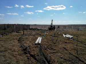 Фундамент для дома из бруса в деревне Покровская
