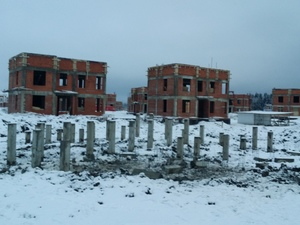 Фундамент для каркасного дома в ДНП Ладога