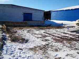Фундамент под промышленное здание в Курске