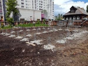 Фундамент для каркасного дома в Рыбинске