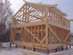 Фундамент для каркасного дома в Челябинске