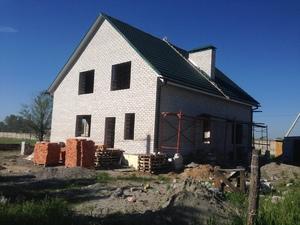 Фундамент для дома из газобетона поселок Новосиликатный, Барнаул