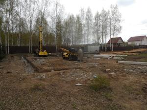 Фундамент для дома из газобетона в Ярославле