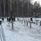 Фундамент на забивных ж/б сваях для дома, бани и хозяйственного блока из каркаса в СНТ Горняк, Екатеринбург от компании Стройматик