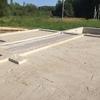 Плитно-ленточный фундамент на ж/б сваях в Толбухино от компании Стройматик