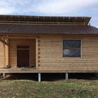 Фундамент для дома из бруса с террасой