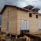 Фундамент для дома из бруса в г.Томск, д. Березкино