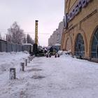 Фундамента под металлоконструкции торгового центра на забивных ж/б сваях в Липецке от компании Стройматик