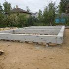 Фундамент для дома с высоким ростверком в Твери от компании Стройматик