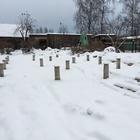 Фундамент для дома на забивных ж/б сваях в селе Котцыно Ивановской области от компании Стройматик