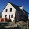 Фундамент на забивных ж/б сваях для двухэтажного дома из газобетона поселок Новосиликатный, Барнаул от компании Стройматик