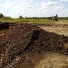 Фундамент на жб сваях для каркасно-щитового дома в с. Яблоново, Задонский р-он, Липецкая обл.