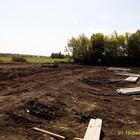 Фундамент для склада временного хранения зерна