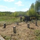 Фундамент для дома на ж/б сваях в Козьмодемьянске от компании Стройматик
