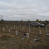 Фундамент на ж/б сваях для дома в деревне Осовые от компании города