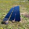 Фундамент с бетонным ростверком для дома из пеноблока в СНТ Чайка2 от компании Стройматик