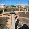 Фундамент на забивных ж/б сваях для дома из бревна в Чурилово, Челябинск от компании Стройматик