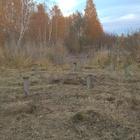 Фундамент на забивных ж/б сваях для бани из бруса в СНТ Луч, Челябинск от компании Стройматик