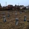 Фундамент на забивных ж/б сваях для дома из бруса в СНТ Строитель-2, Челябинская область от компании Стройматик